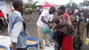 Goma: Famine dans les camps des déplacés